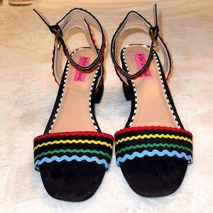 Betsey Johnson Farrah Sandals